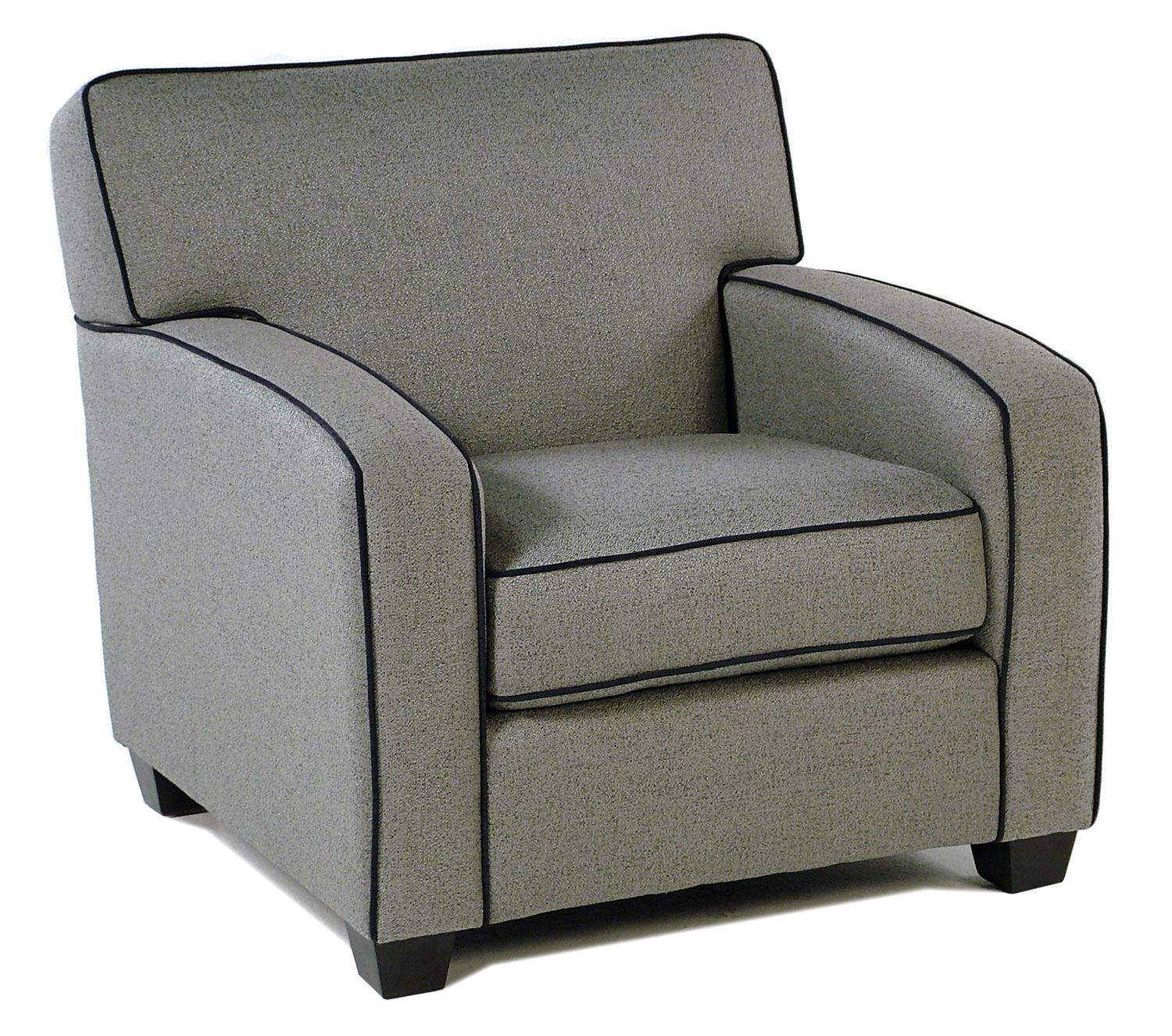 Decor-Rest Gatsby Upholstered Chair - Item Number: 2401C