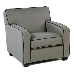 Decor-Rest Gatsby Upholstered Chair