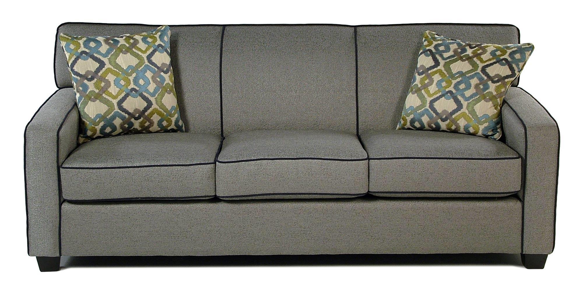 Decor-Rest Gatsby Stationary Sofa - Item Number: 2401S