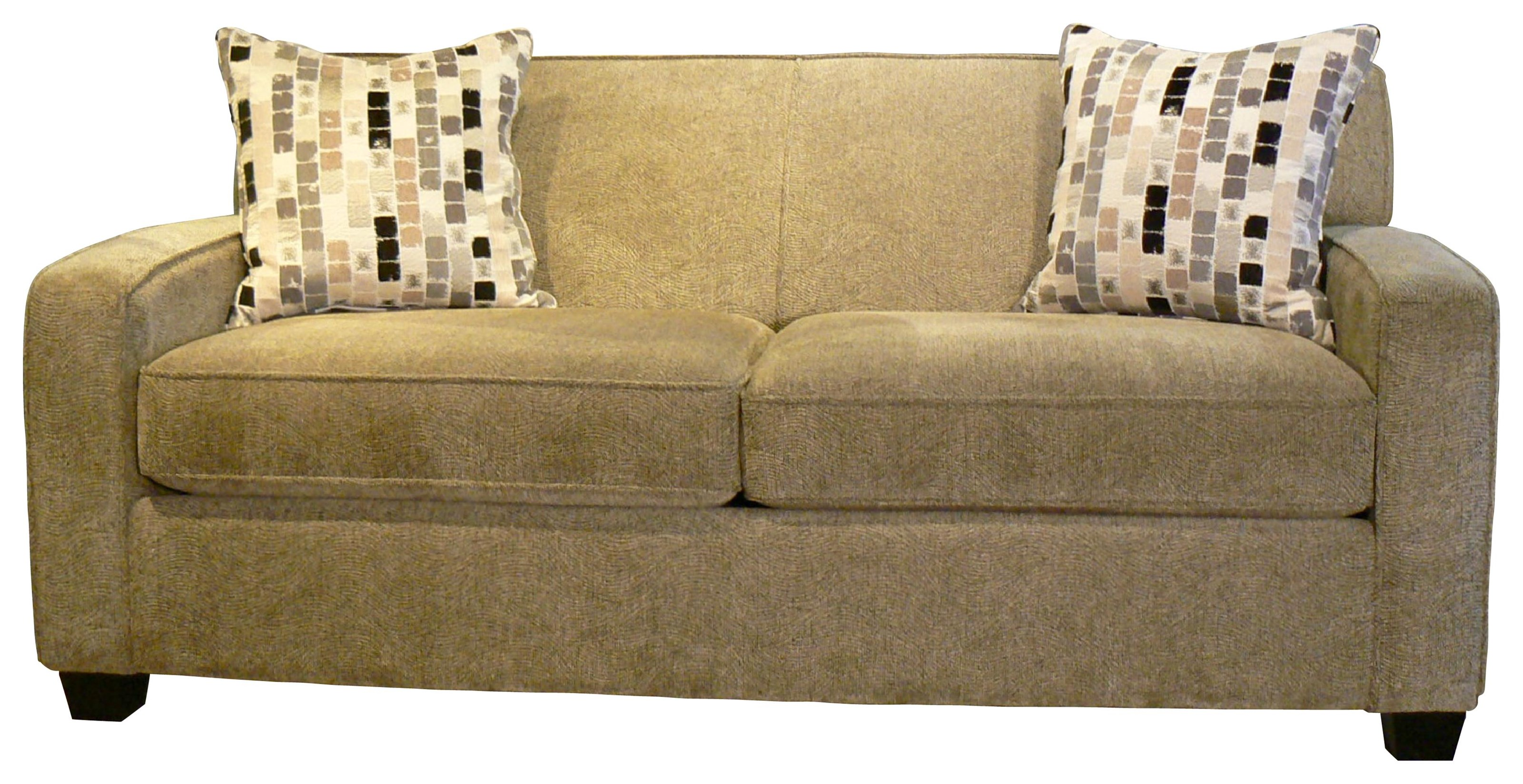 Nita Double Sofabed by Taelor Designs at Bennett's Furniture and Mattresses