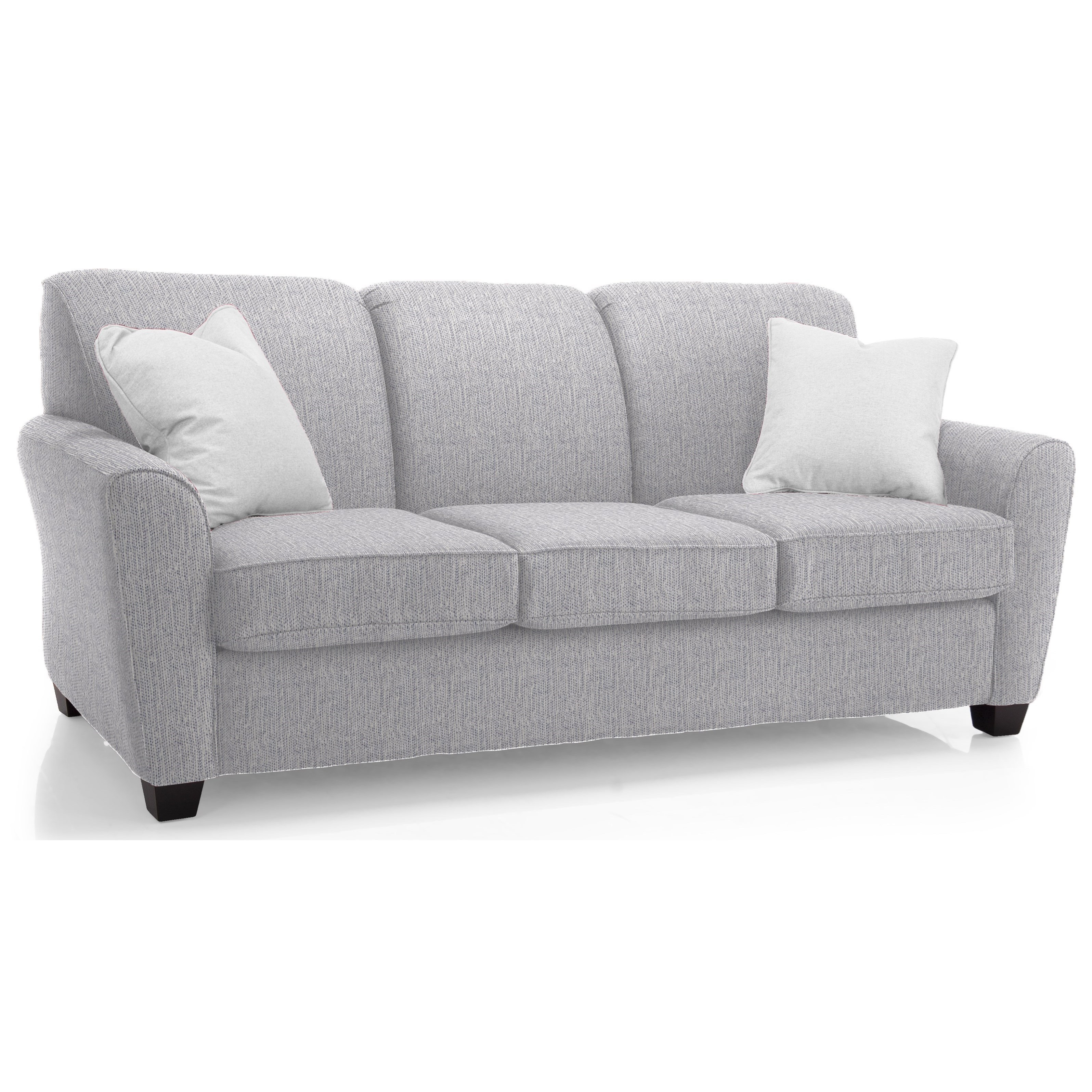 Decor-Rest 2404 Transitional Sofa - Item Number: 2404-Sofa-ADRI NAV