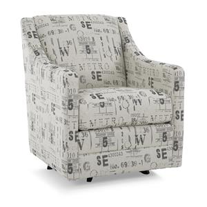 Decor-Rest 2443 Swivel Chair