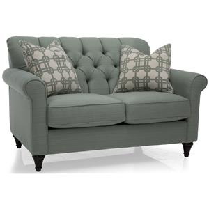 Taelor Designs 2478 Loveseat