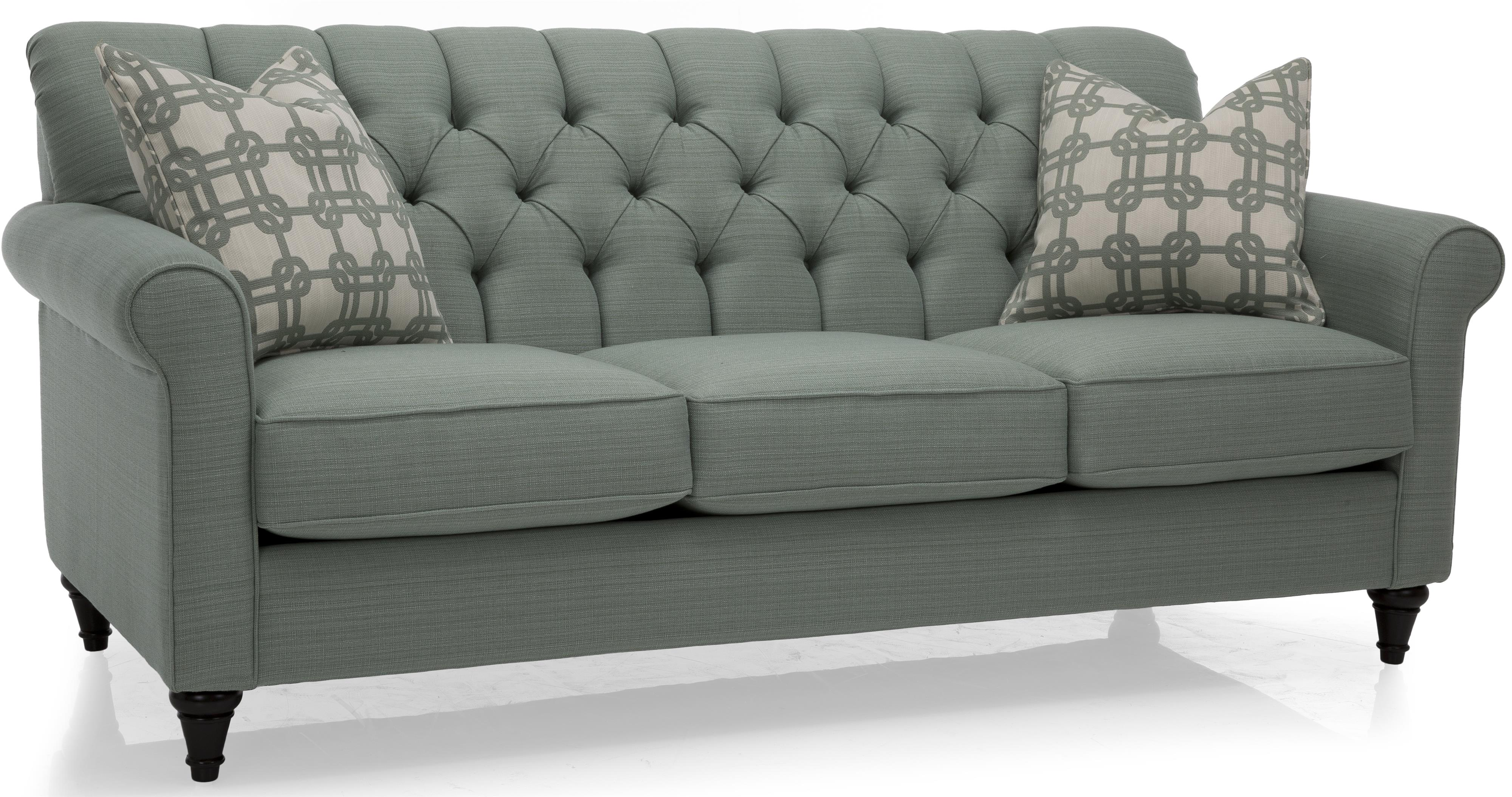 2478 Sofa by Decor-Rest at Reid's Furniture