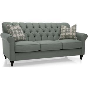 Decor-Rest 2478 Stationary Sofa