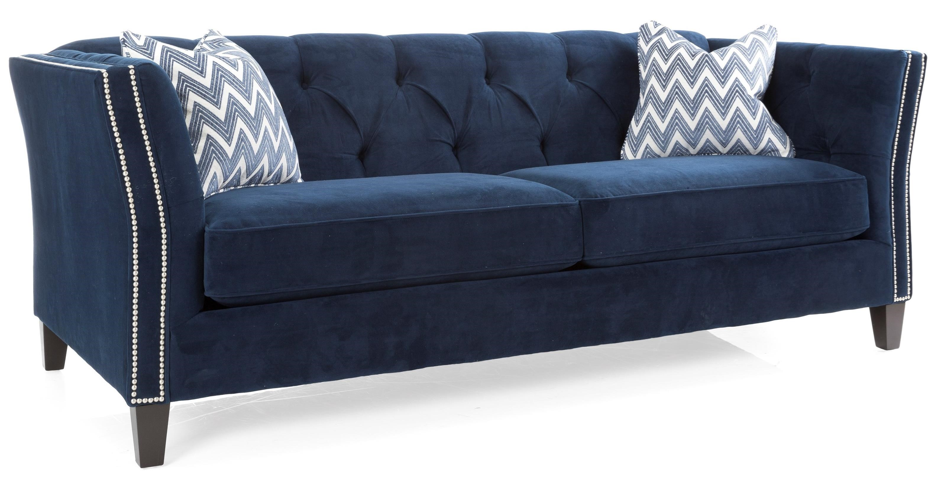 2555 Sofa by Taelor Designs at Bennett's Furniture and Mattresses