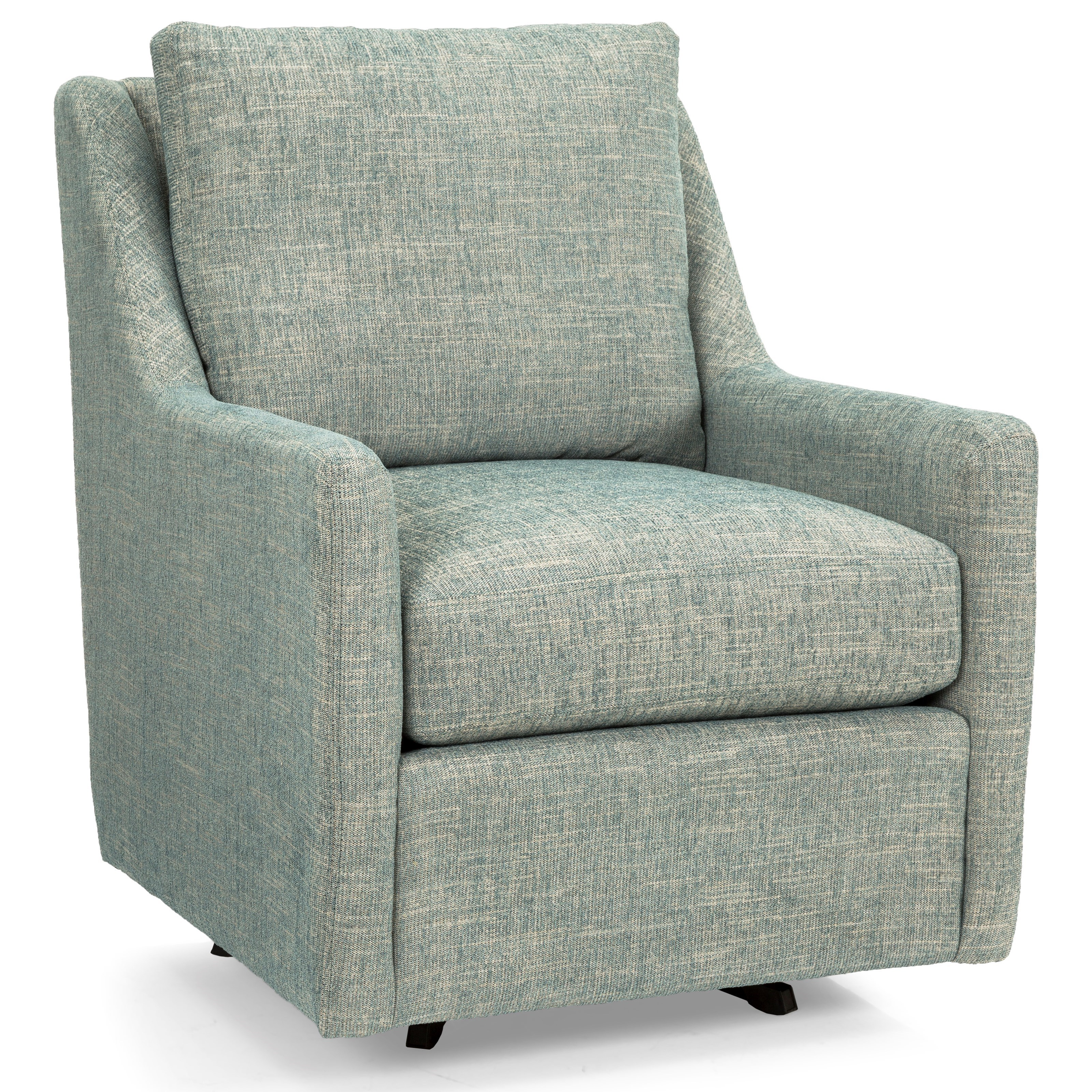 2627 Swivel Chair by Decor-Rest at Upper Room Home Furnishings
