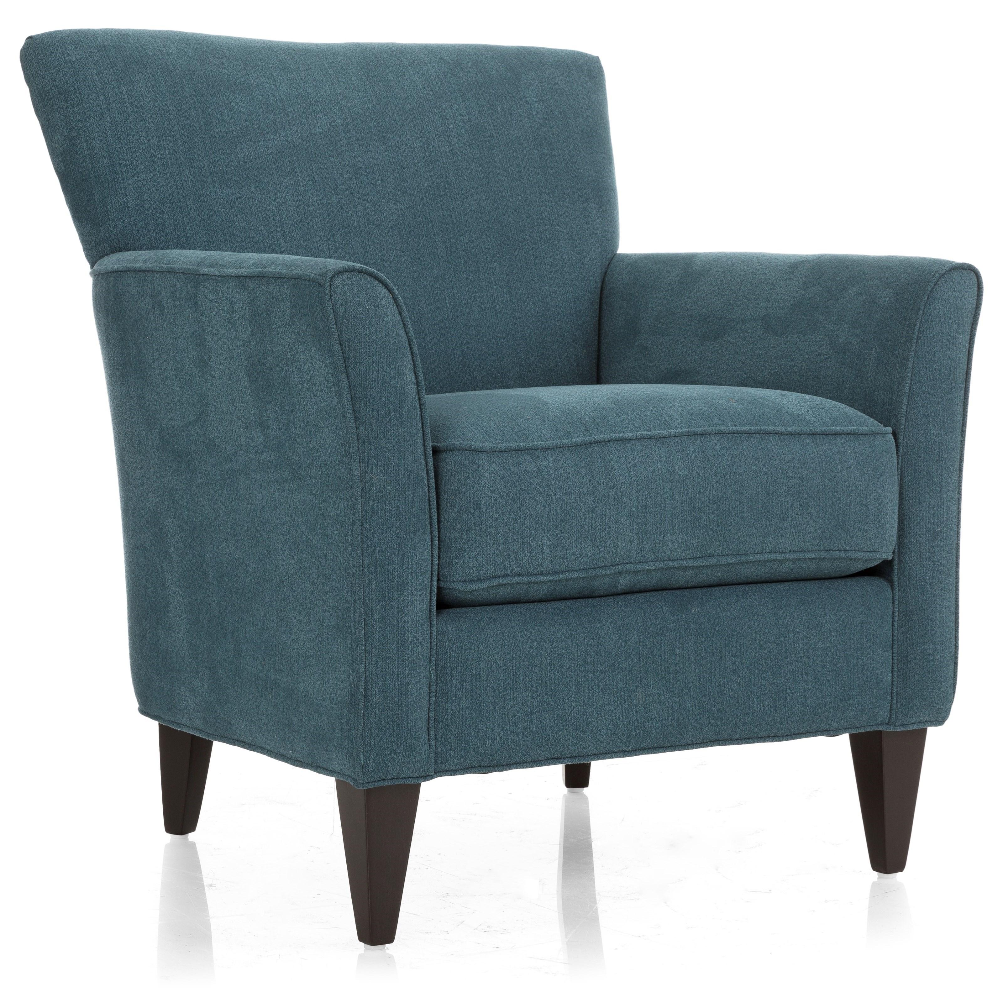 Decor-Rest 2668 Chair - Item Number: 2668 CHAIR-ALIS TUR