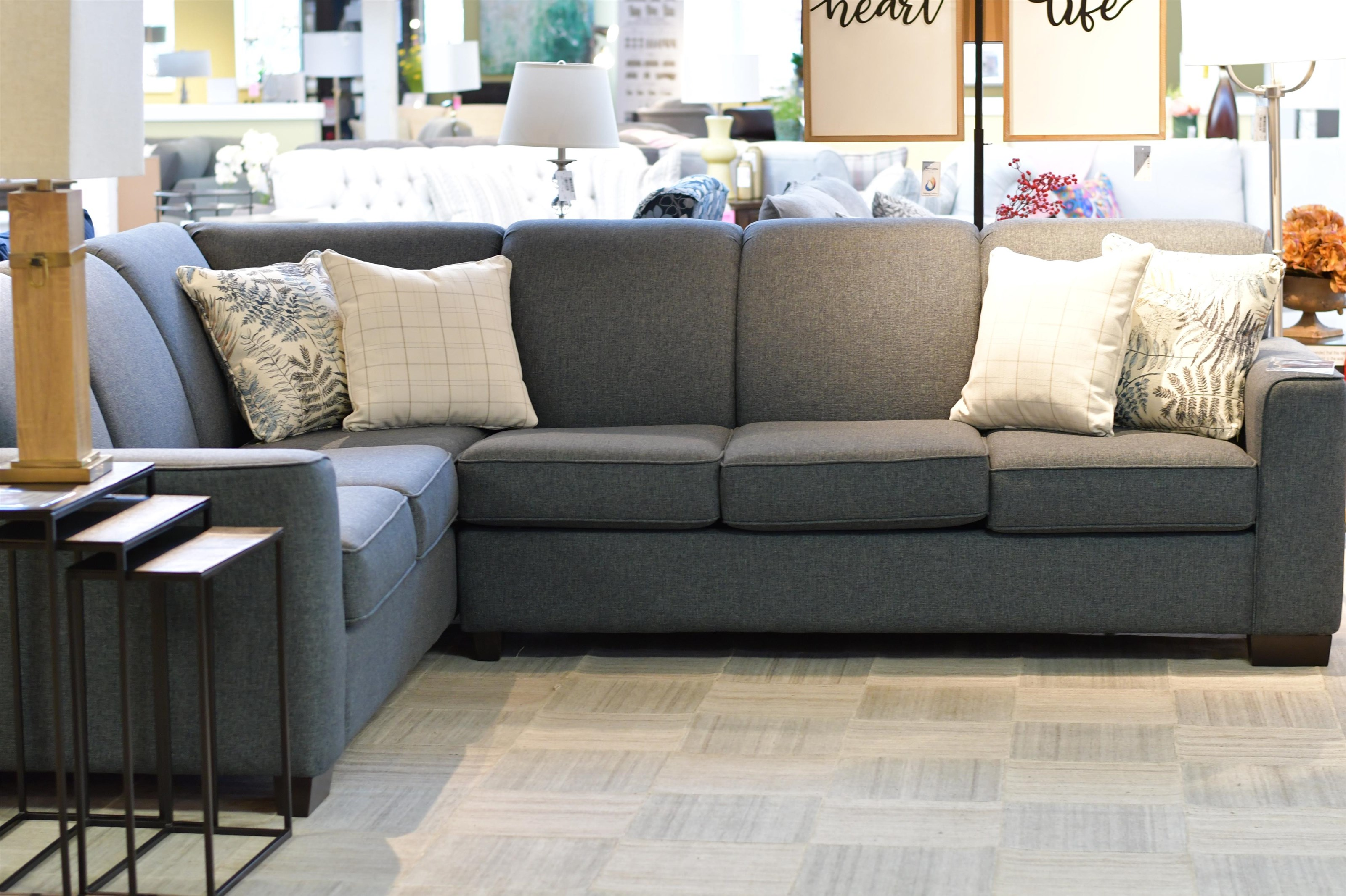 Tao Sectional Sofabed by Taelor Designs at Bennett's Furniture and Mattresses