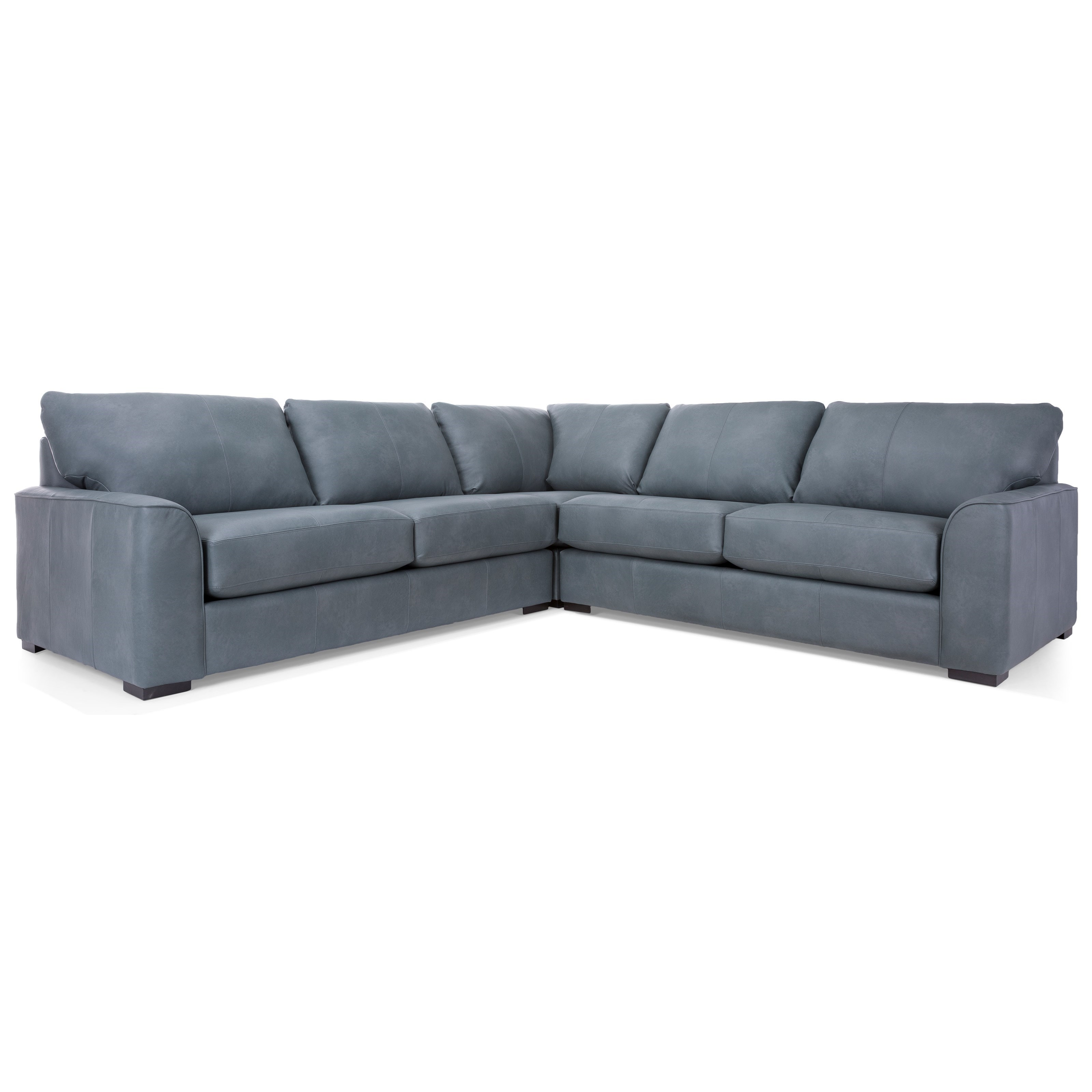 2786 3-Piece Sectional Sofa by Decor-Rest at Stoney Creek Furniture