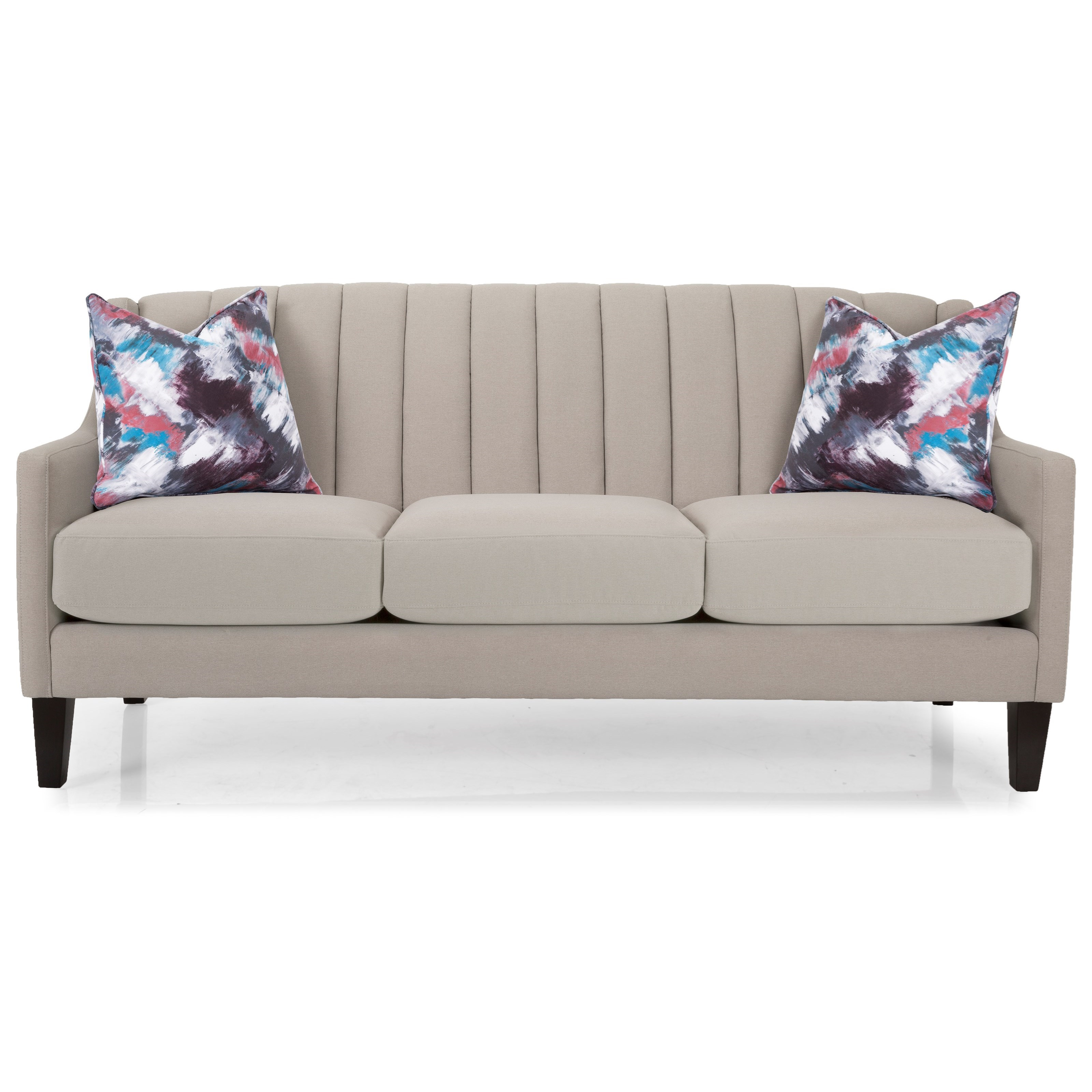 2830 Sofa by Decor-Rest at Upper Room Home Furnishings