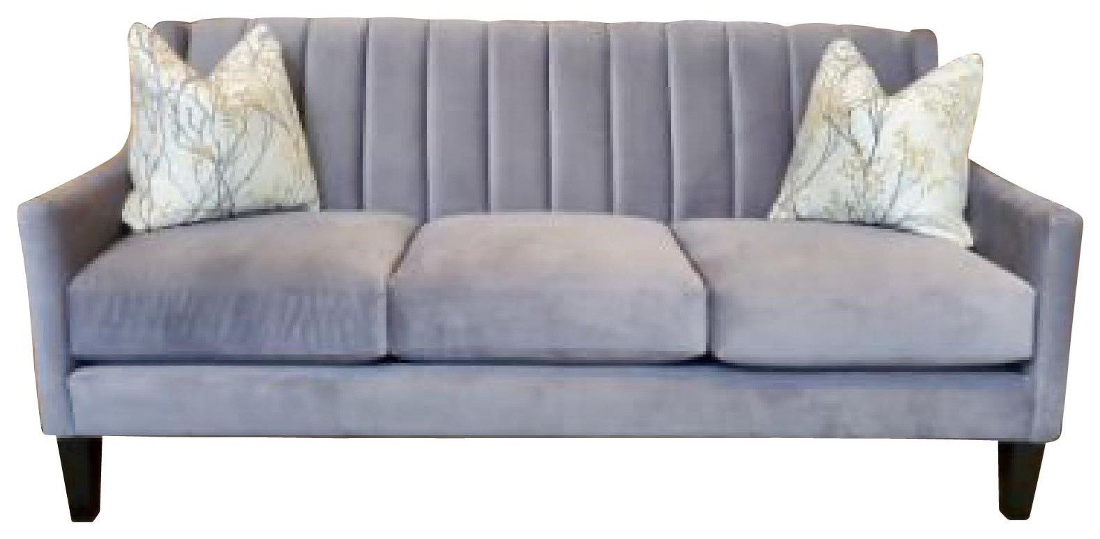 Sol Condo Sofa by Taelor Designs at Bennett's Furniture and Mattresses