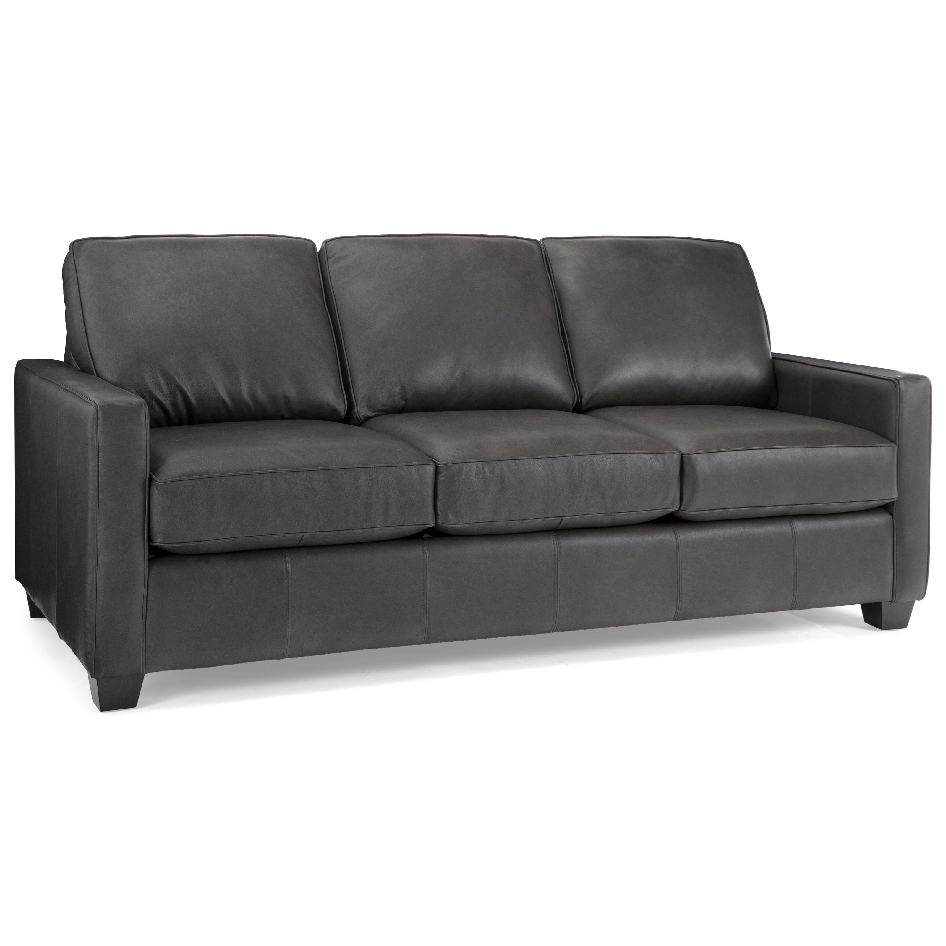 2855 Sofa by Decor-Rest at Reid's Furniture
