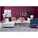 Decor-Rest 2875 Sectional - Item Number: 152.287500