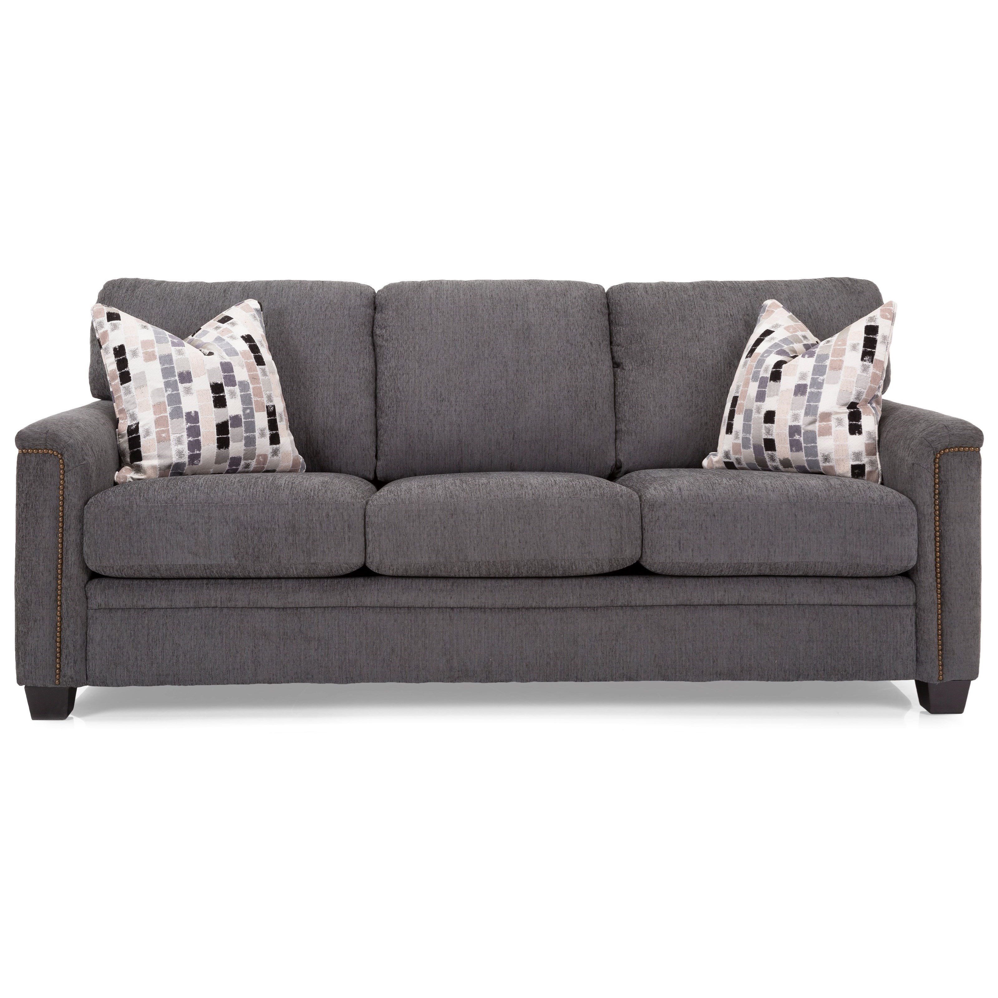 2877 Sofa by Decor-Rest at Stoney Creek Furniture