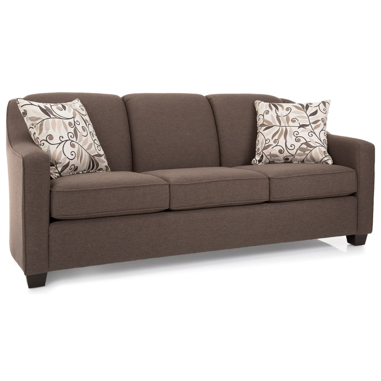 2934 Sofa by Taelor Designs at Bennett's Furniture and Mattresses