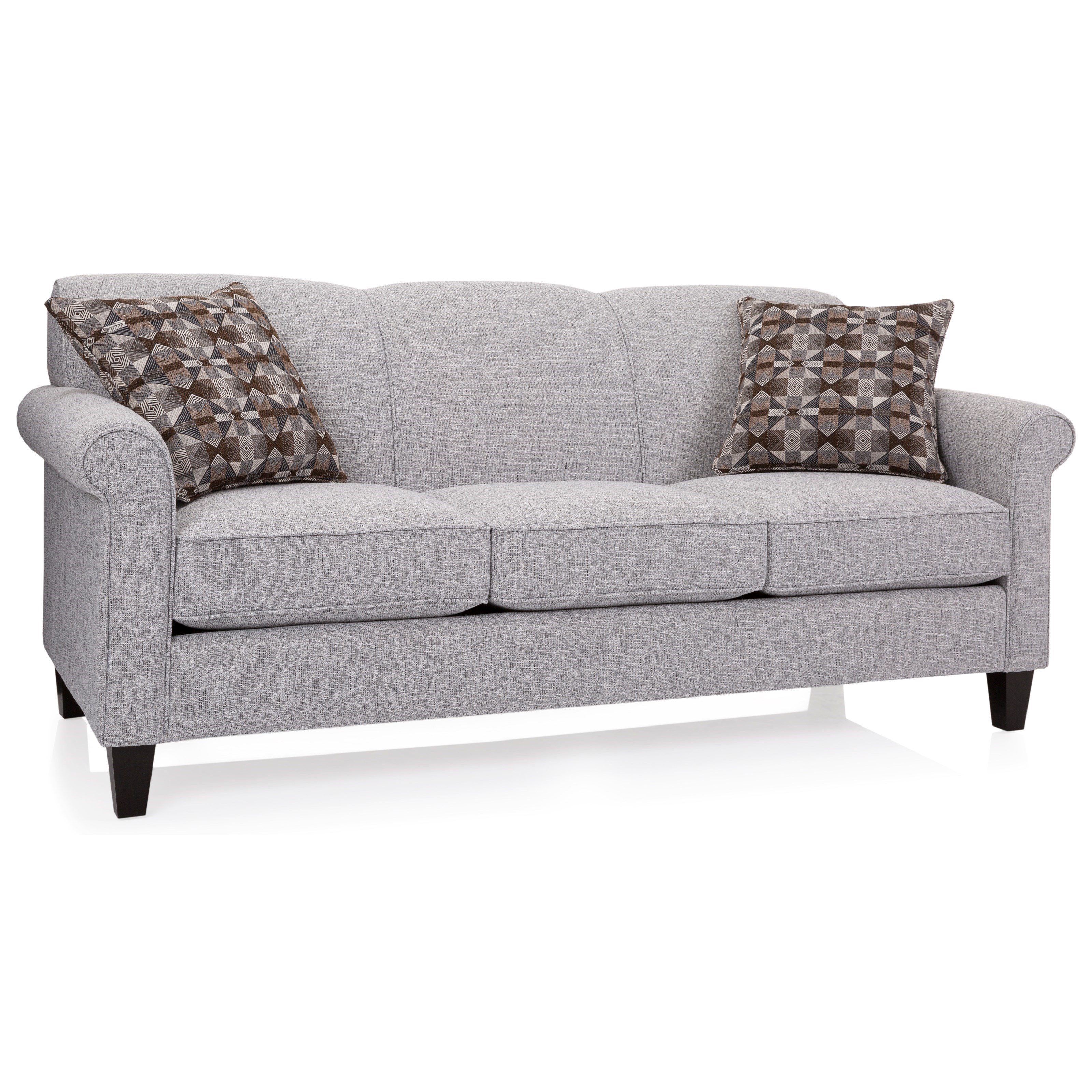 2963 Sofa by Decor-Rest at Upper Room Home Furnishings