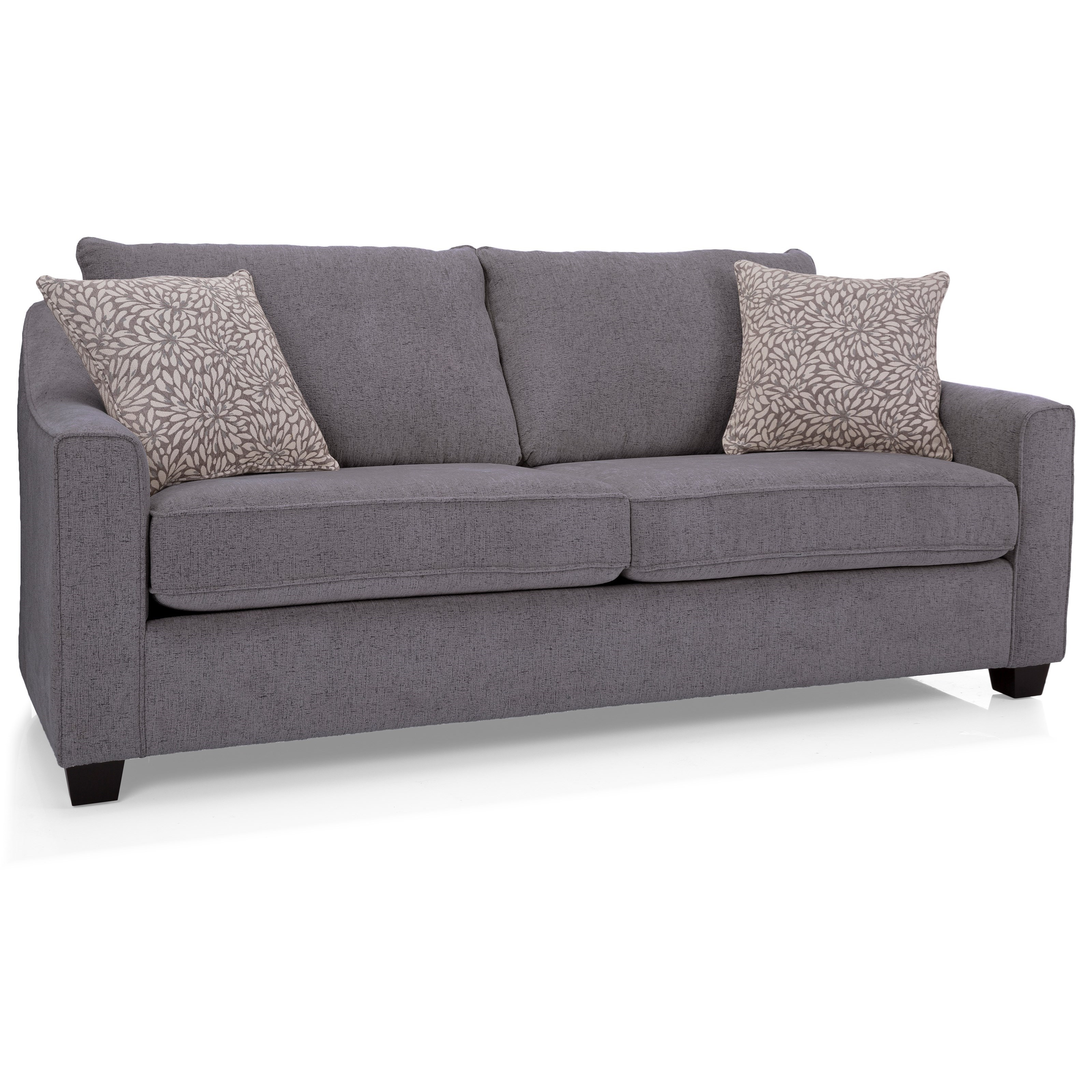 2981 Sofa by Decor-Rest at Reid's Furniture