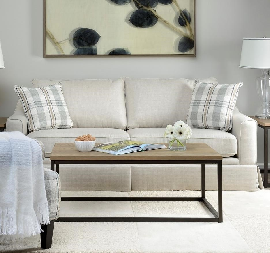 2982 Sofa by Decor-Rest at Stoney Creek Furniture