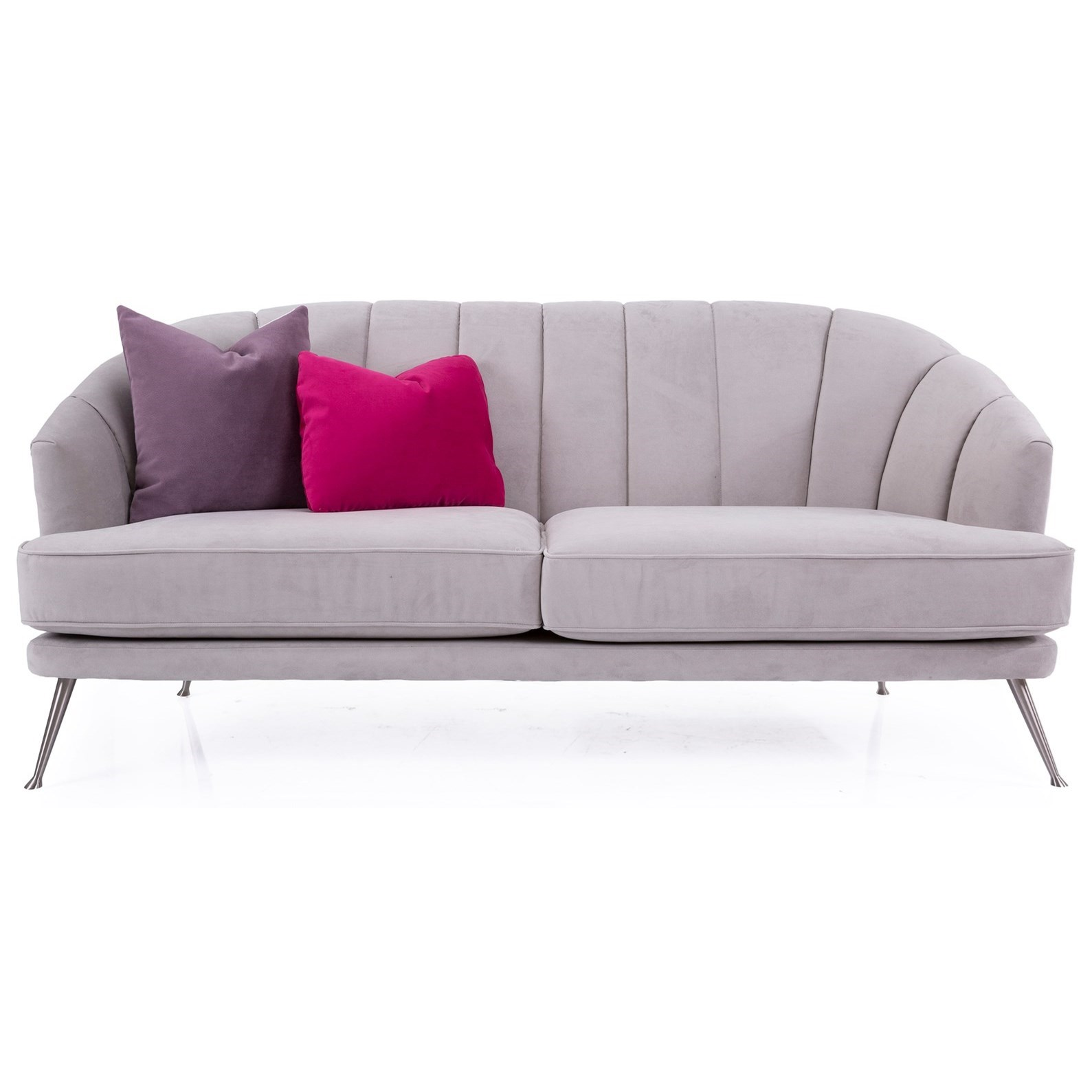 2988 Condo Sofa by Decor-Rest at Rooms for Less