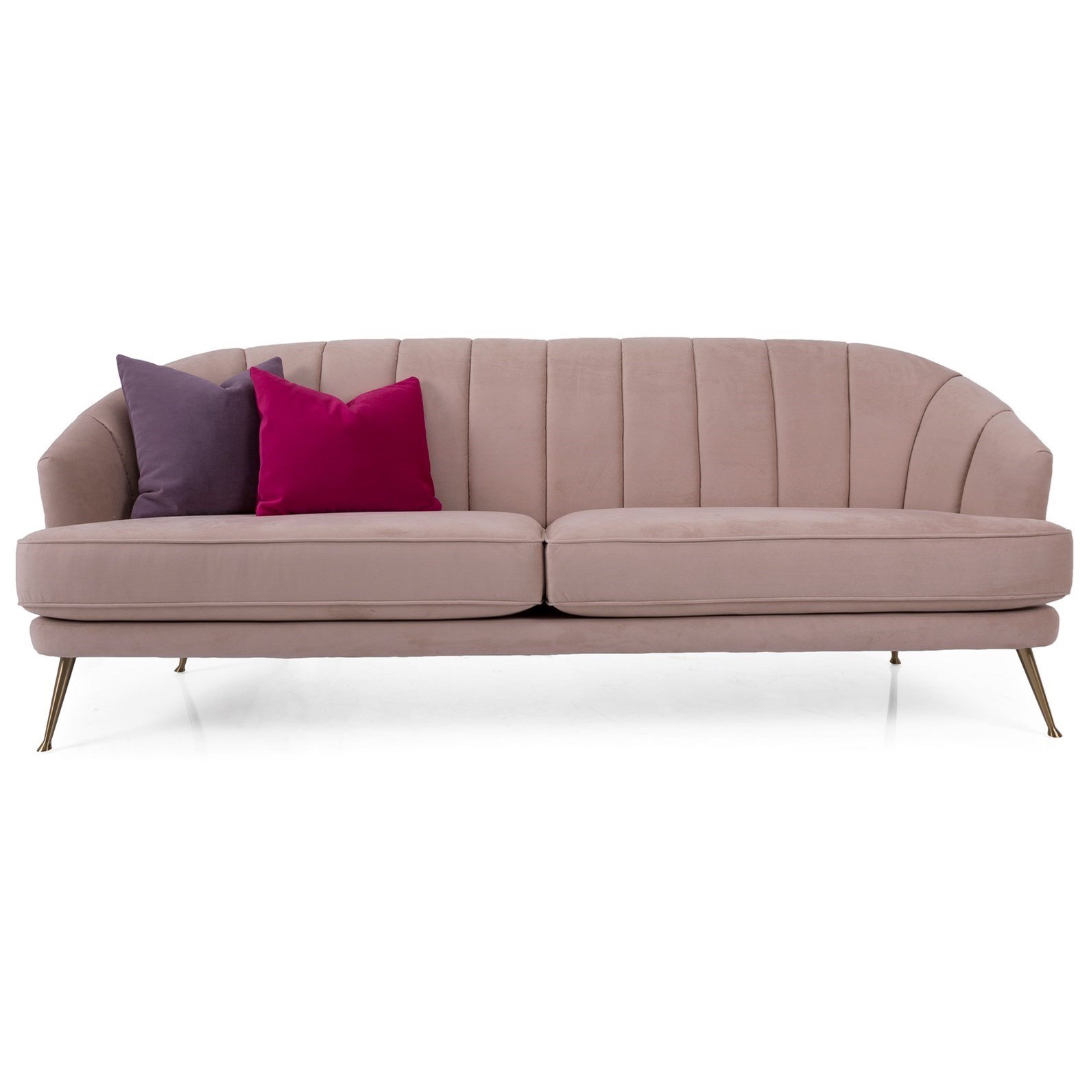 2988 Sofa by Taelor Designs at Bennett's Furniture and Mattresses