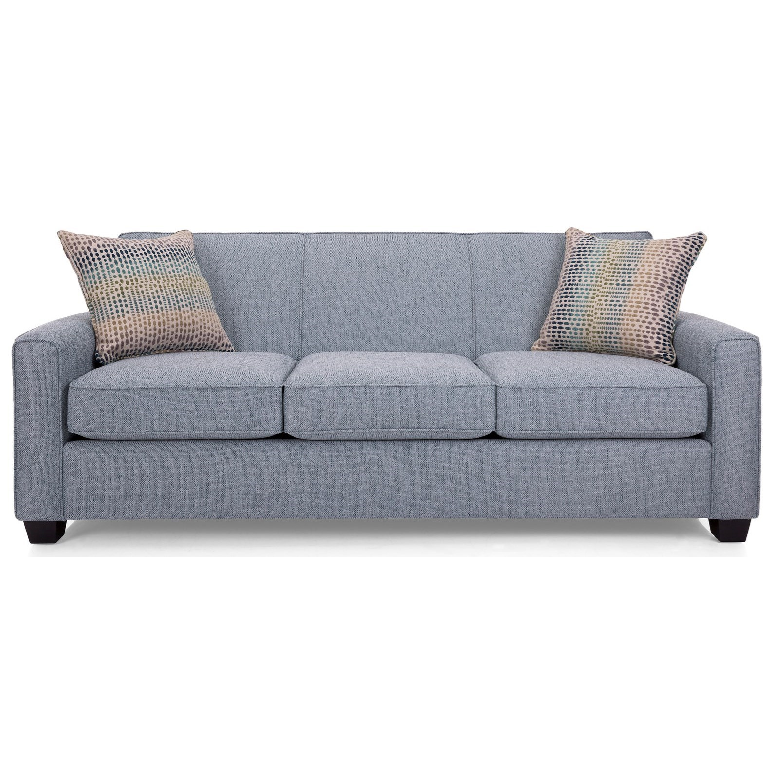 2989 Sofa by Taelor Designs at Bennett's Furniture and Mattresses