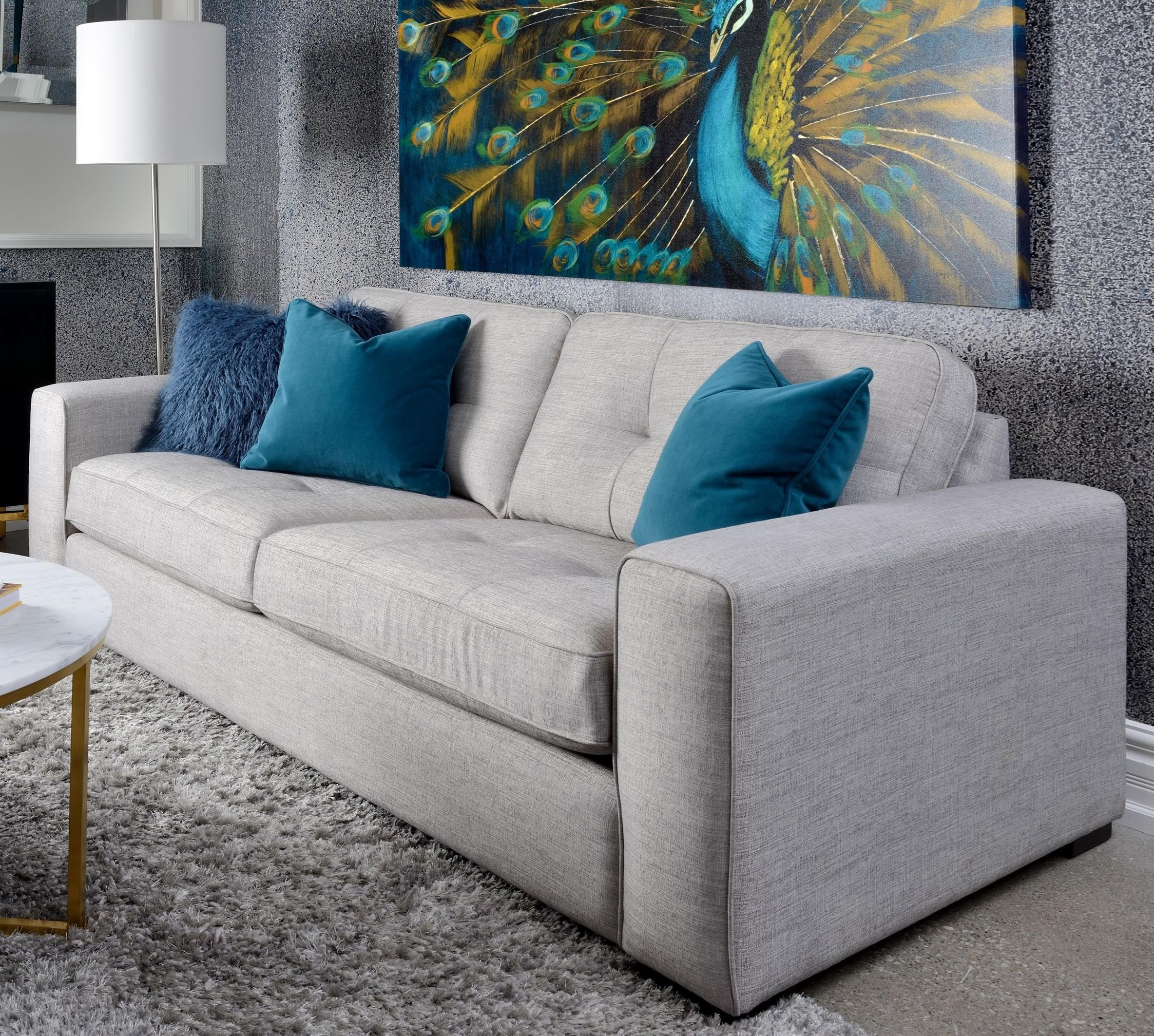 2990 Sofa by Decor-Rest at Rooms for Less
