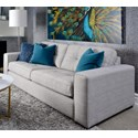 Taelor Designs 2990 Sofa - Item Number: 2990 Sofa-Light Gray