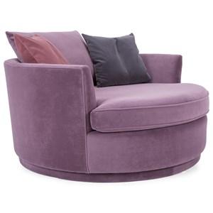 "59"" Swivel Chair"