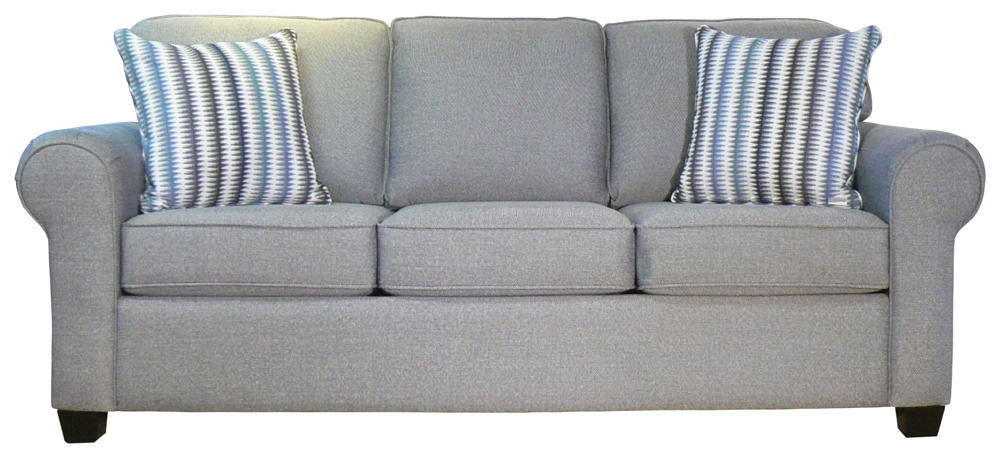 Porter Queen Sofabed by Taelor Designs at Bennett's Furniture and Mattresses