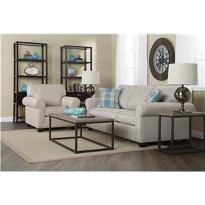 Taelor Designs 2179 Stationary Living Room Group