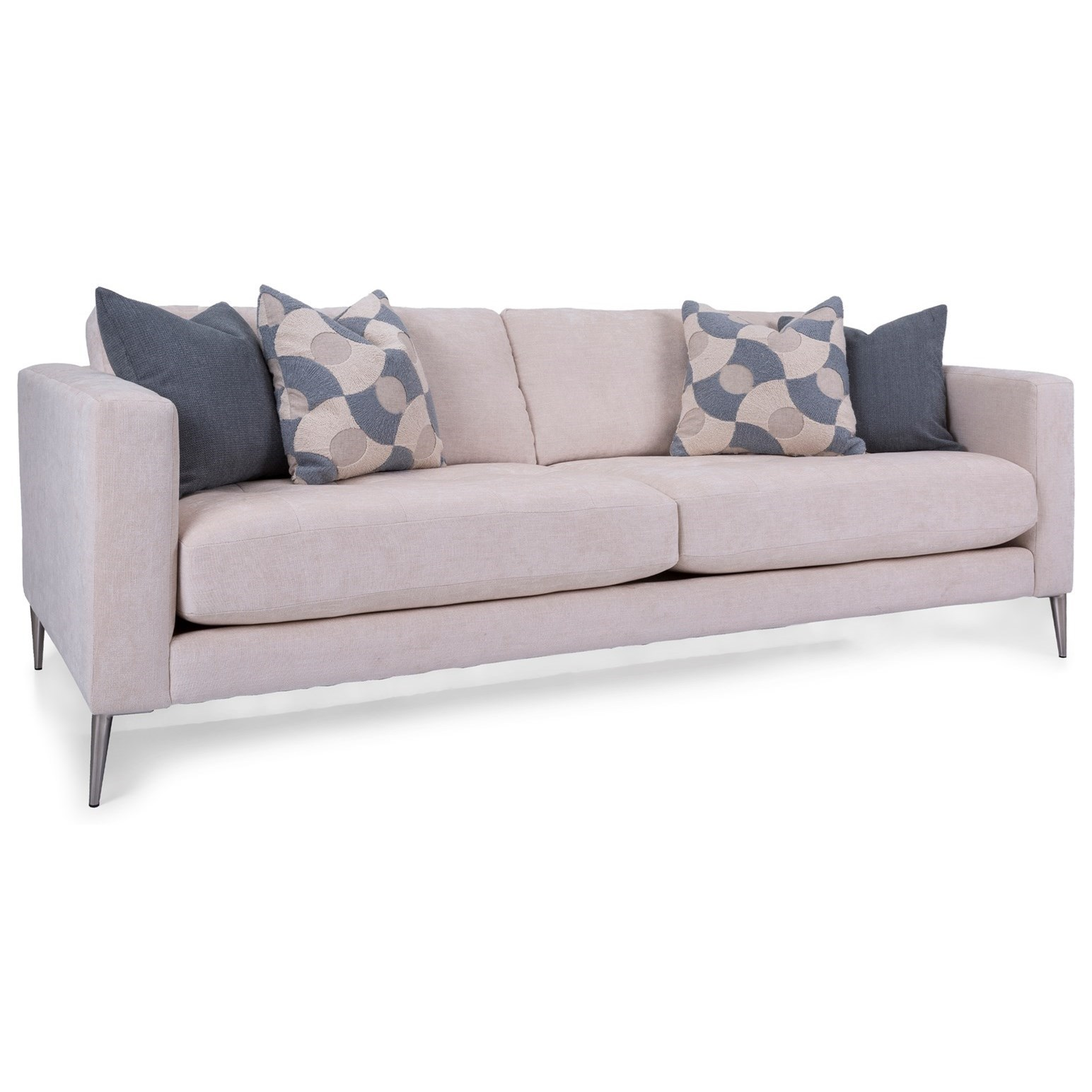 3795 Loveseat by Taelor Designs at Bennett's Furniture and Mattresses