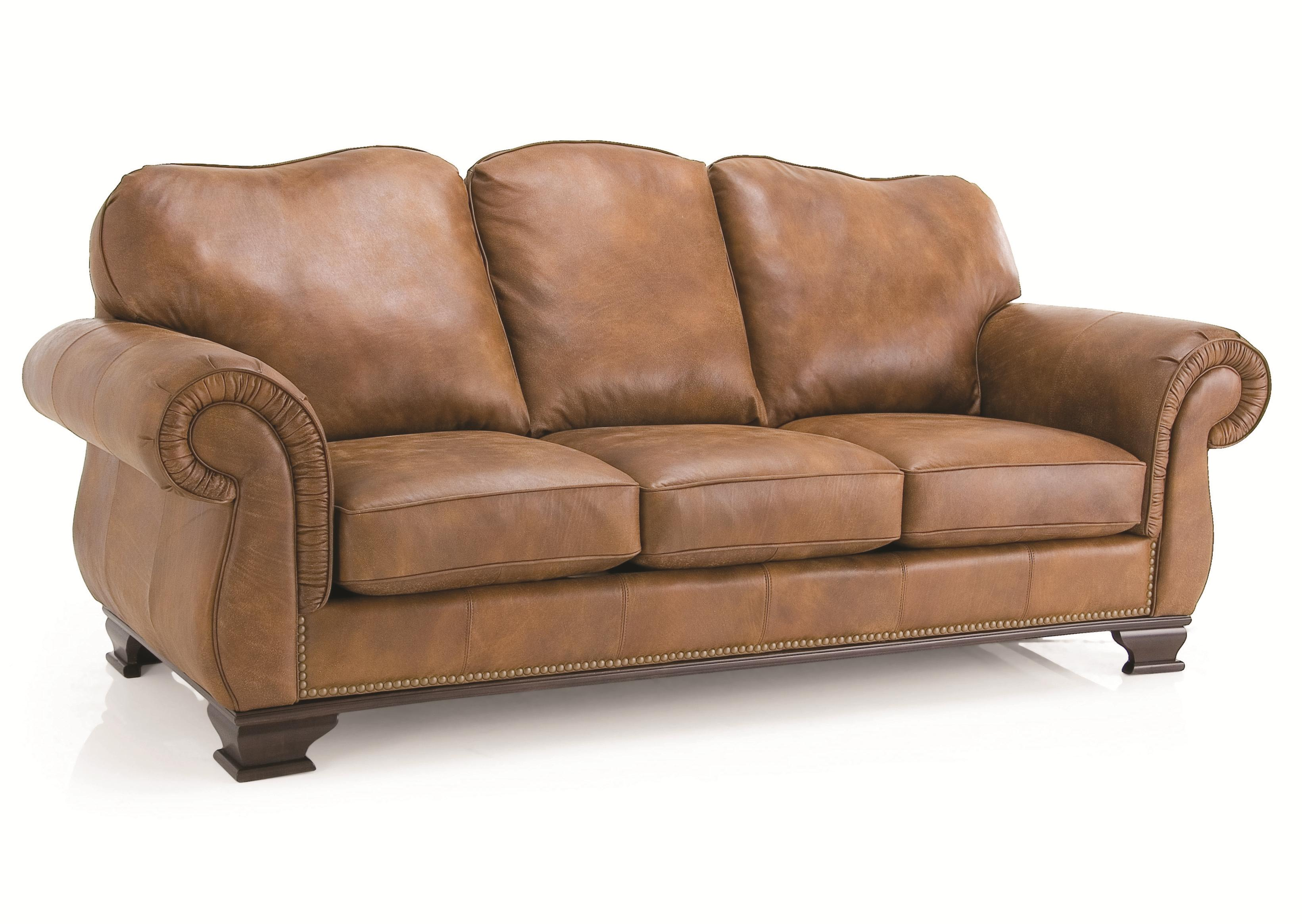 3933 Sofa by Decor-Rest at Reid's Furniture