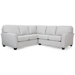 Taelor Designs 3A1 Sectional Sofa