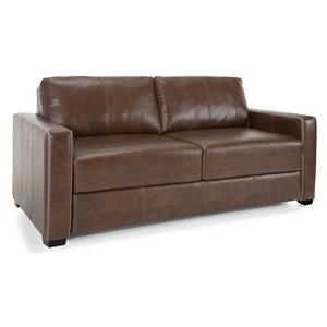 Leather Queen Sofabed