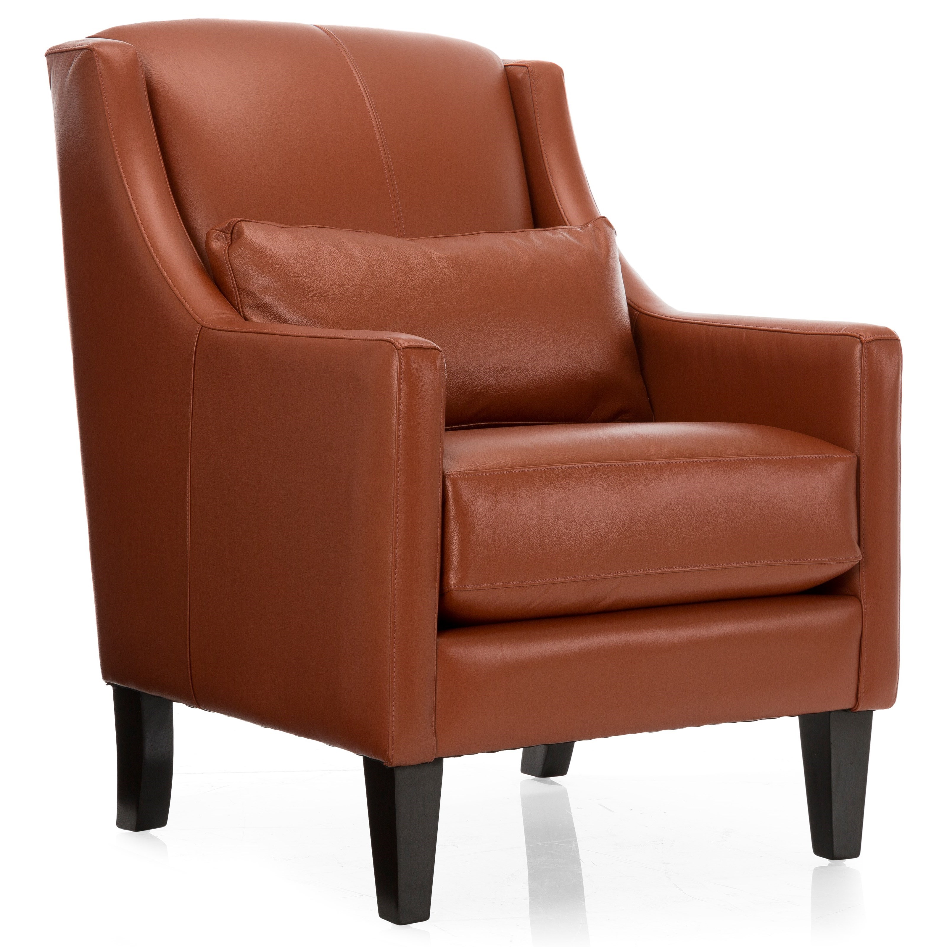 Decor-Rest 7606 Chair - Item Number: 7306 CHAIR-Brown