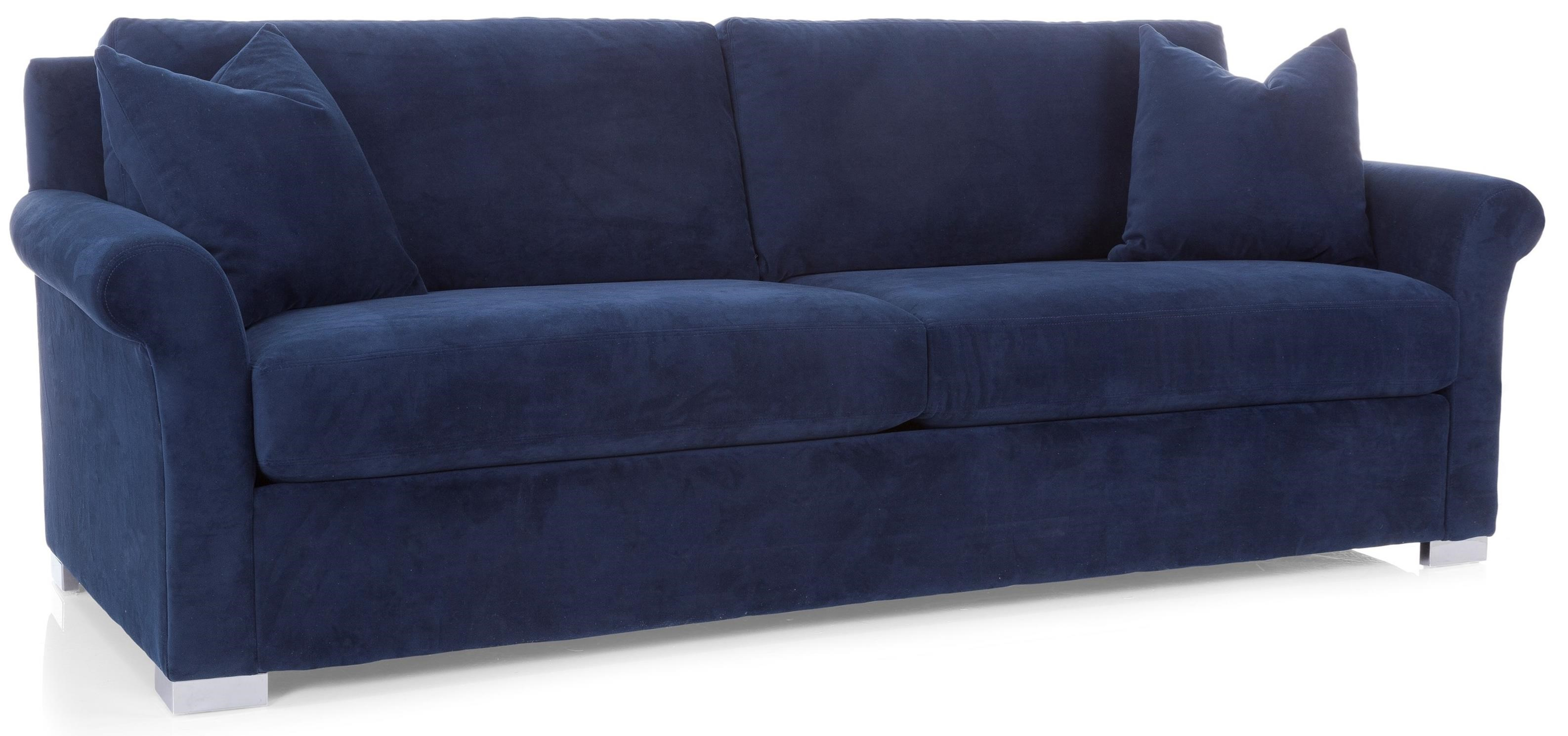 Decor-Rest 7646 Sofa - Item Number: 7646-Sofa-HOT NAV