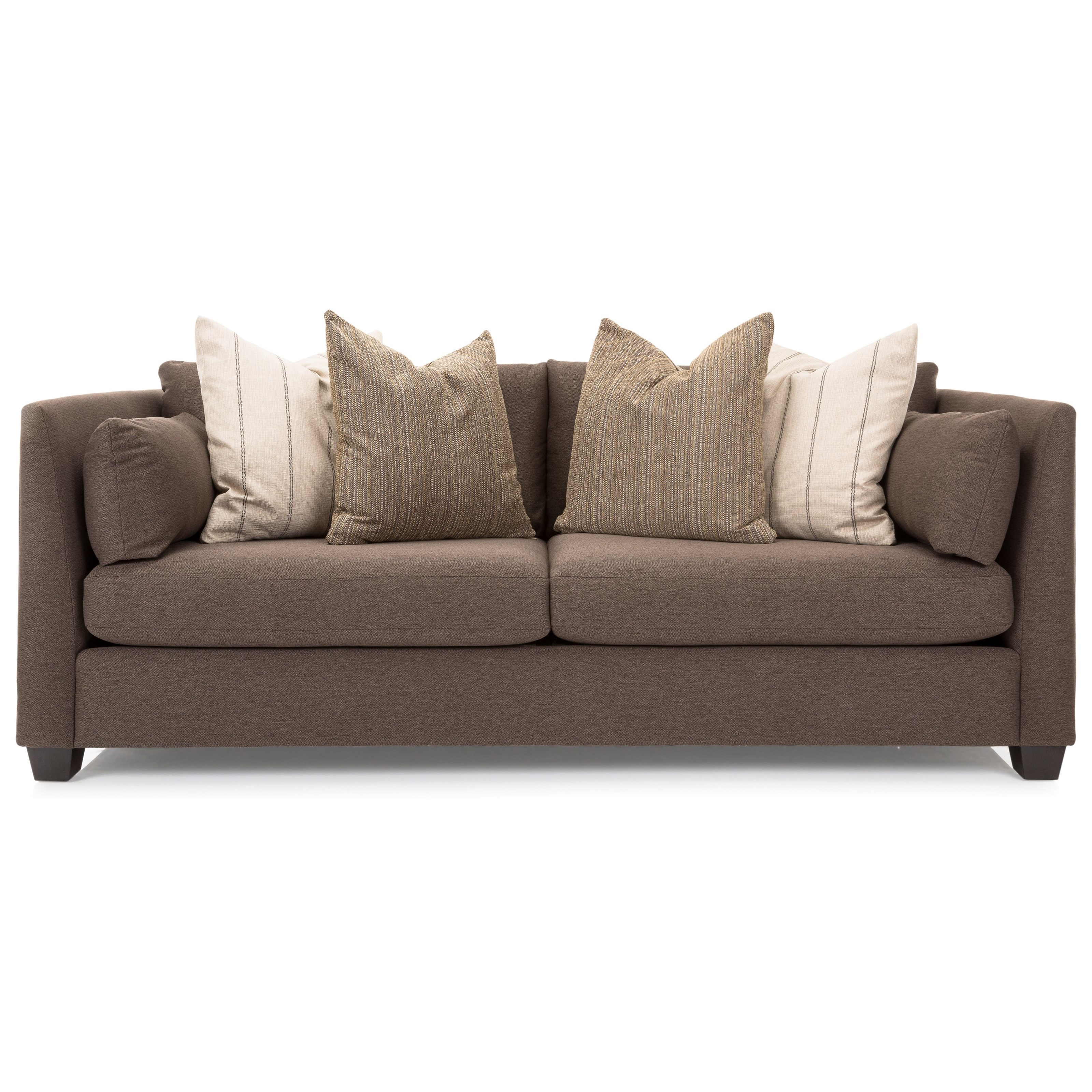 7876 Sofa by Taelor Designs at Bennett's Furniture and Mattresses