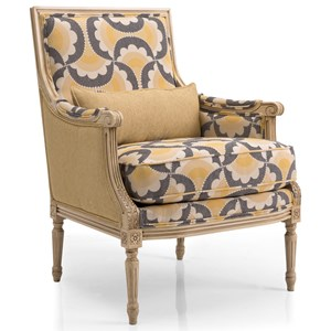 Decor-Rest Accent Chairs Firenze Chair