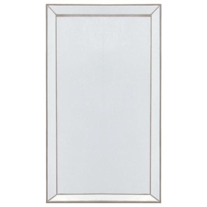 Decor-Rest Accent on Home Mirrors Bellaggio Floor Mirror - Item Number: 014-1418MRR