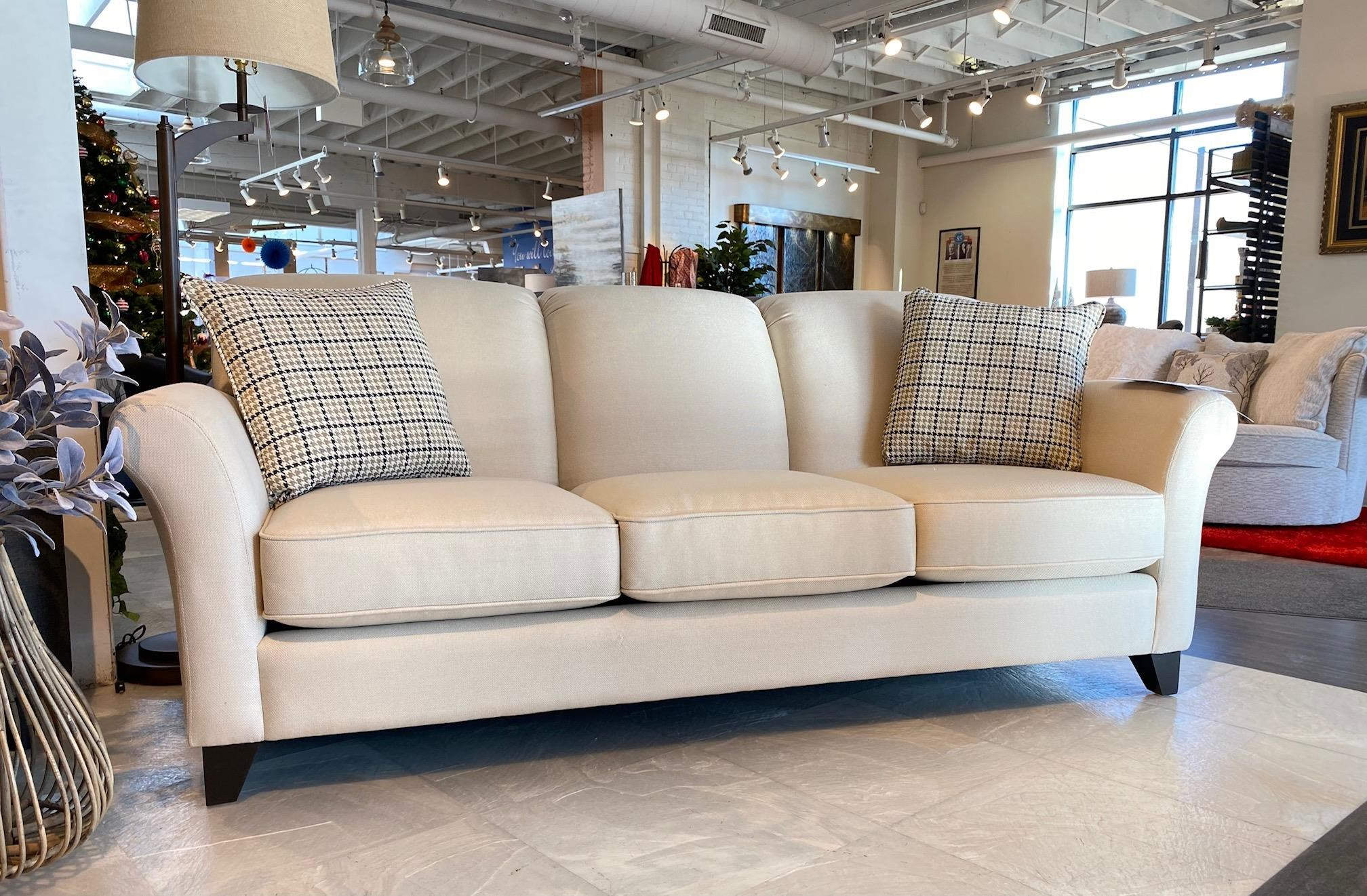 Beckett Sofa by Taelor Designs at Bennett's Furniture and Mattresses