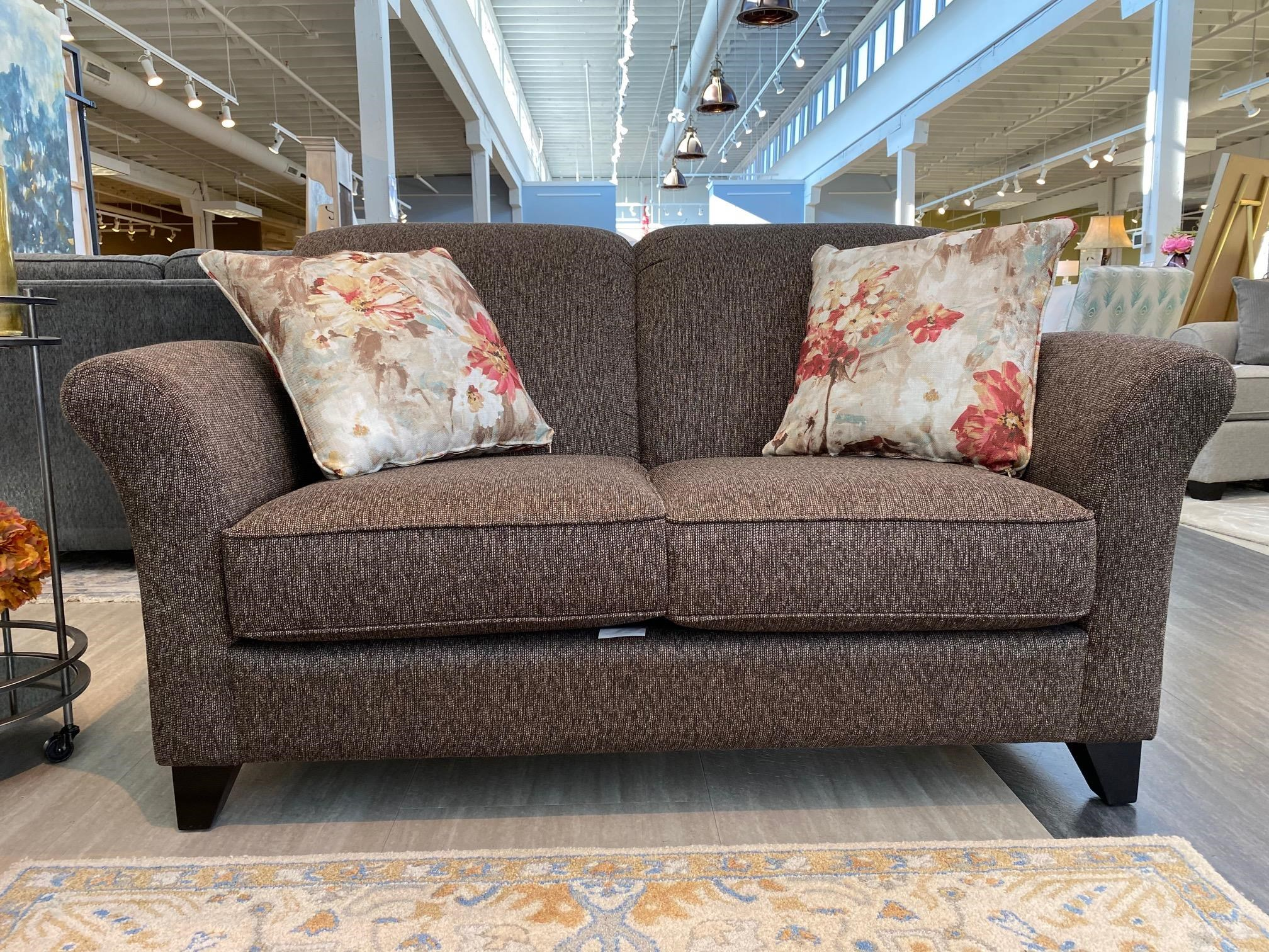 Beckett Love Seat by Taelor Designs at Bennett's Furniture and Mattresses