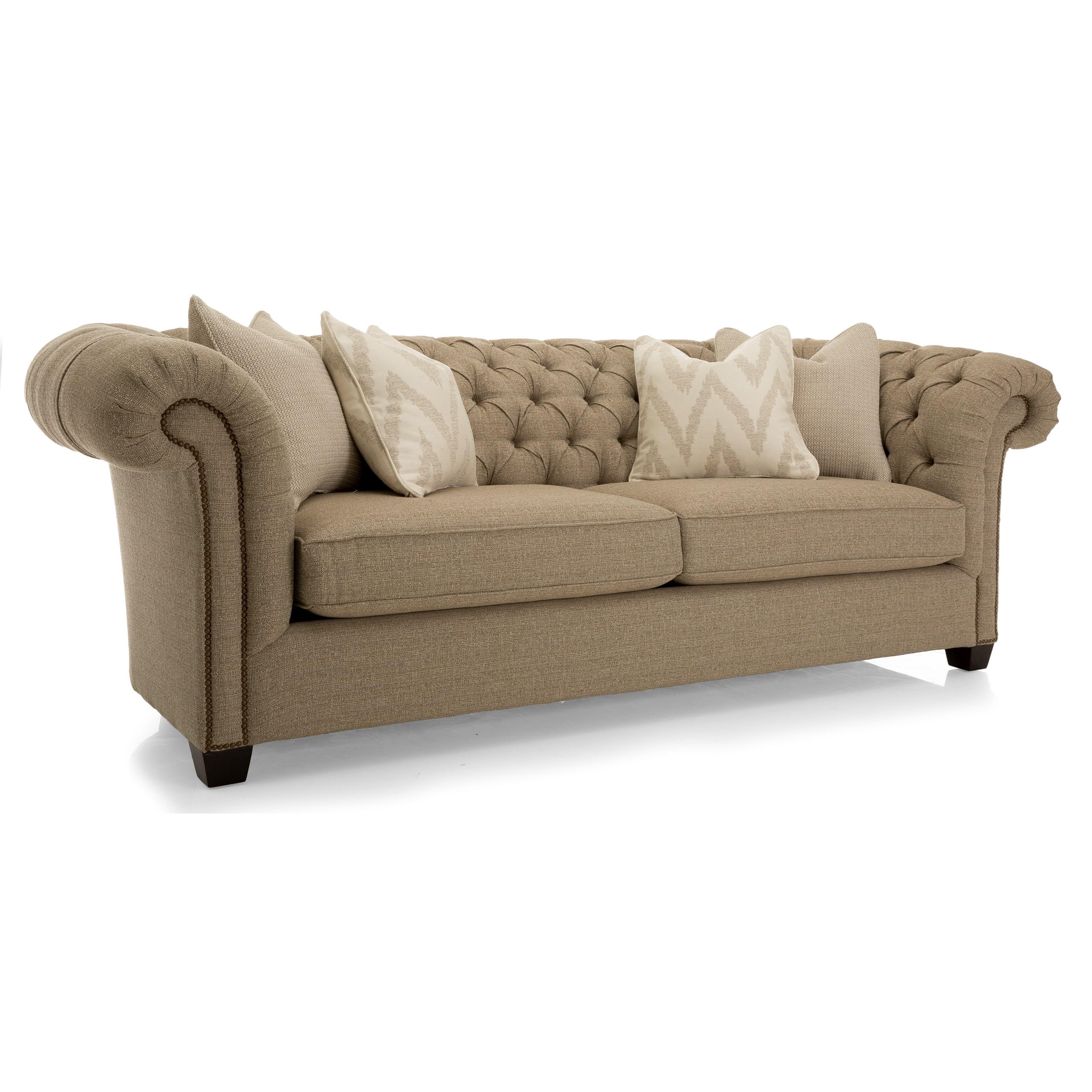 Churchill Sofa by Decor-Rest at Stoney Creek Furniture