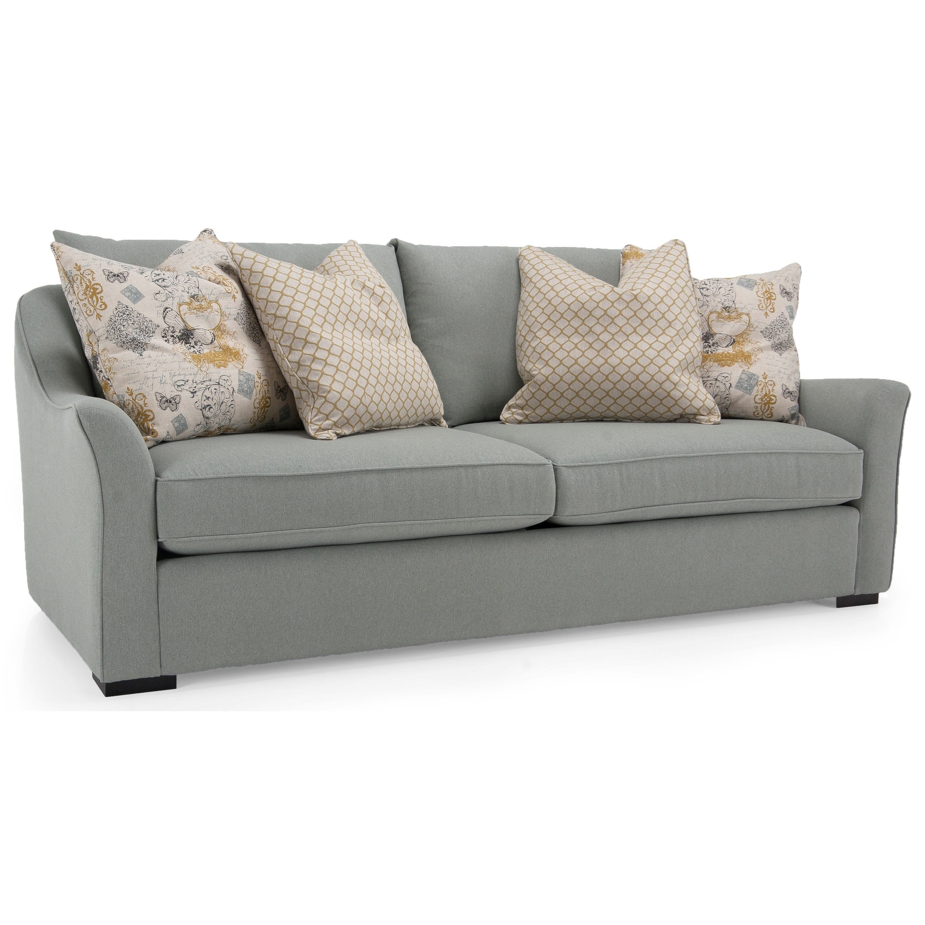 7112 Series Sofa by Decor-Rest at Johnny Janosik