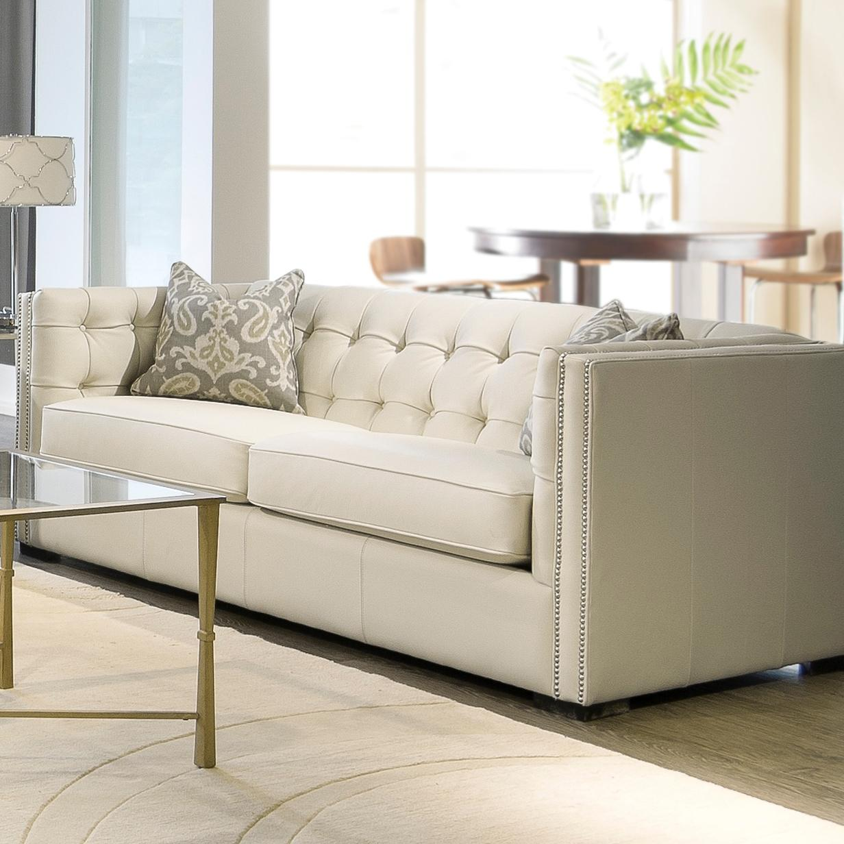7393 Series Condo Sofa by Decor-Rest at Johnny Janosik