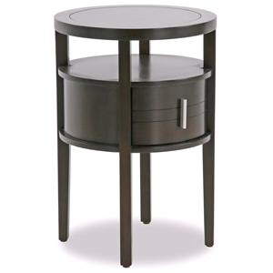Decor-Rest Joyce  Round End Table