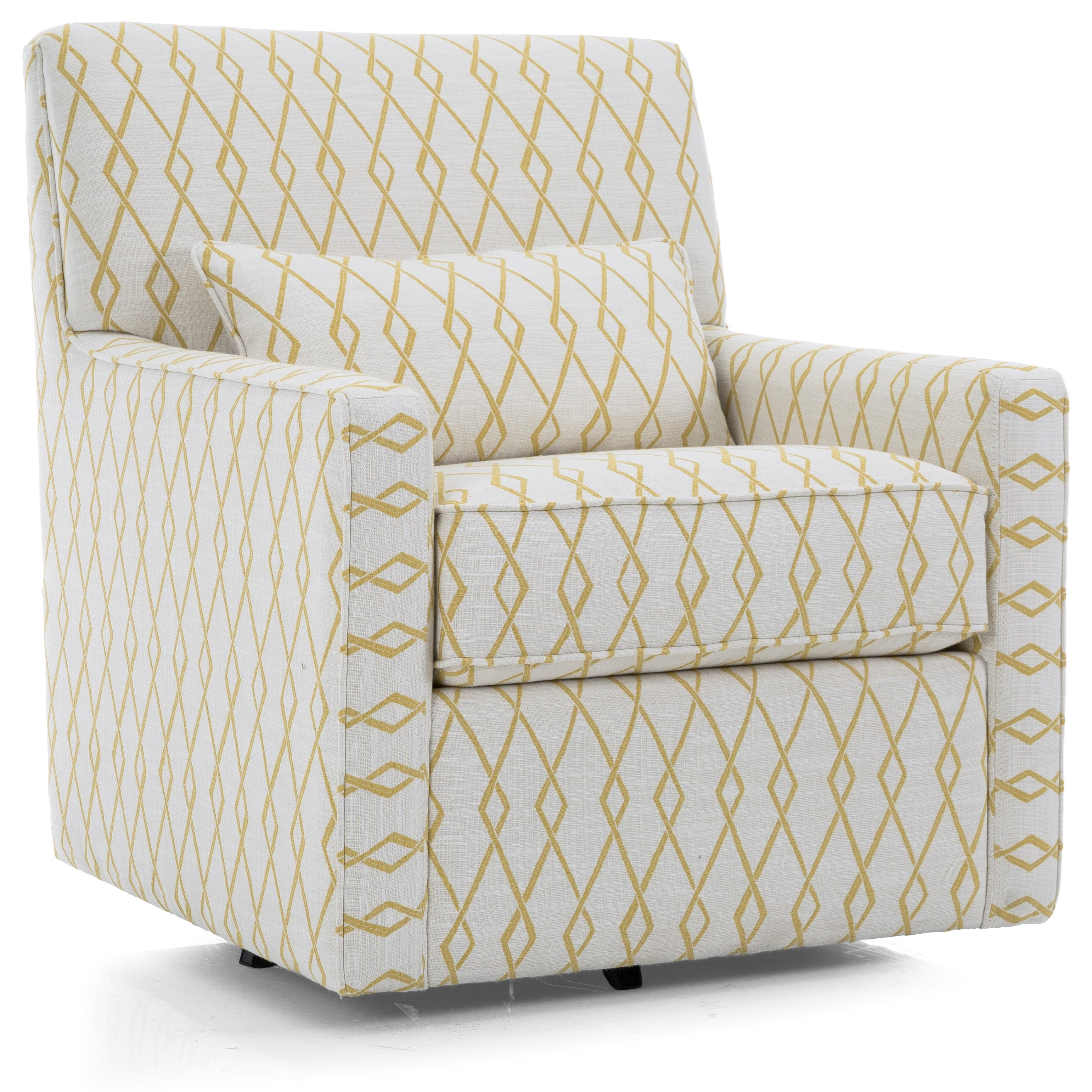 Kingston Swivel Chair by Decor-Rest at Stoney Creek Furniture