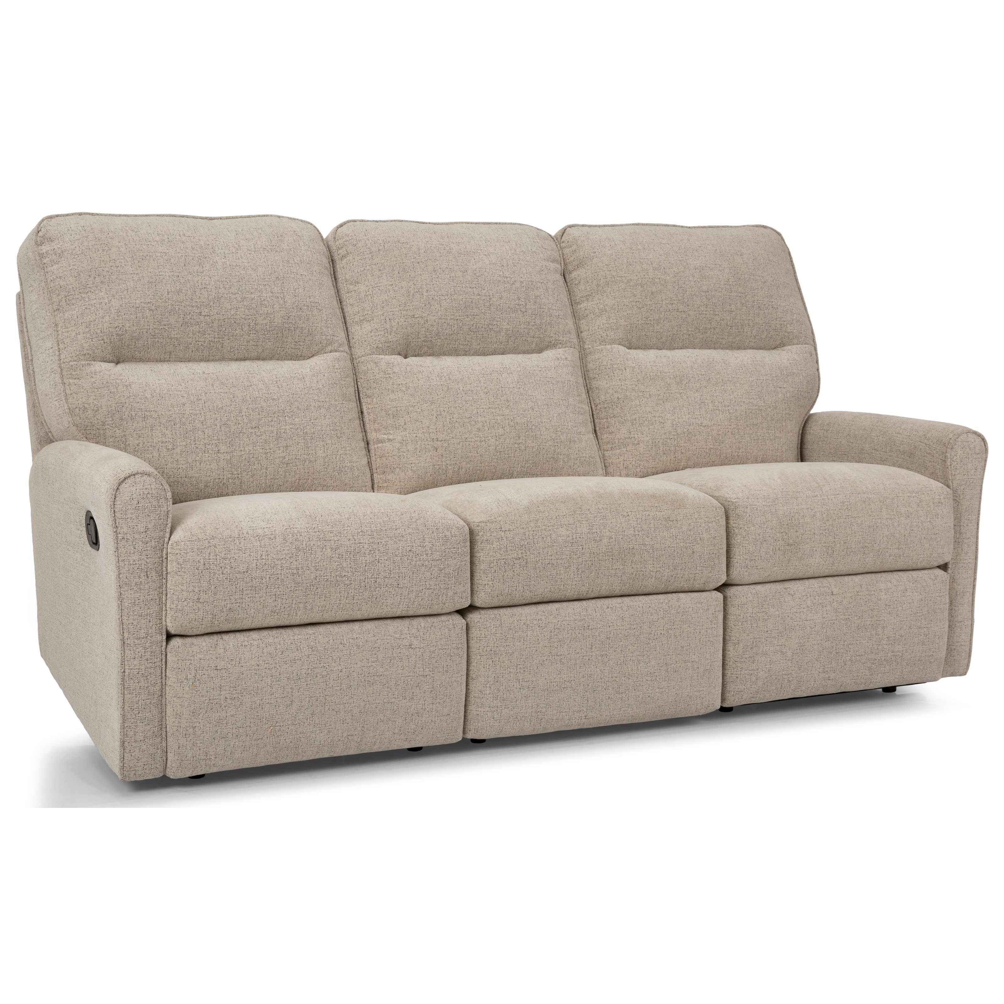 M846 Reclining Sofa by Decor-Rest at Stoney Creek Furniture