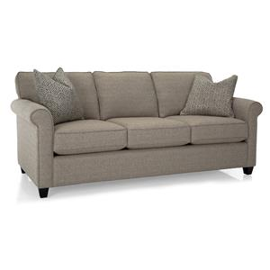 Sofa with Casual Furniture Style