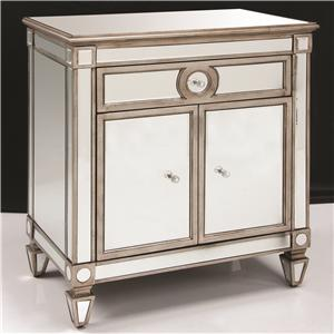 Decor-Rest Somma Somma Mirrored Chest